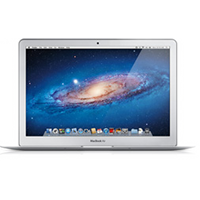 "Apple MacBook Air 13"" Mid 2012 MD231 1,8Ghz/4GB/128GB"