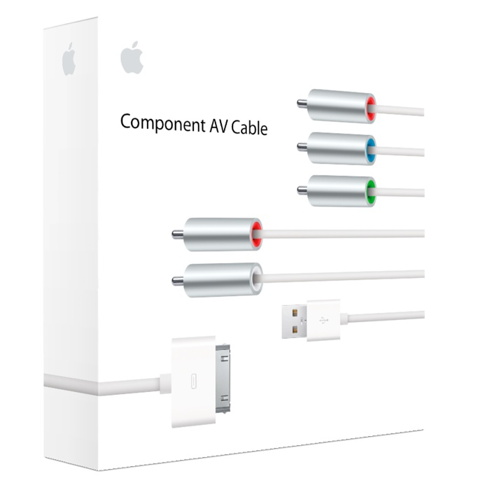 Apple Component AV Cable
