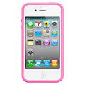 Apple iPhone 4s Bumper - Pink