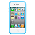 Apple iPhone 4s Bumper - Blue