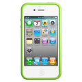 Apple iPhone 4s Bumper - Green