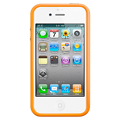 Apple iPhone 4s Bumper - Orange