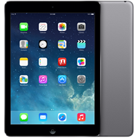 Apple iPad Air 128GB Wi-Fi + Cellular Space Gray