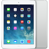 Apple iPad Air 128GB Wi-Fi + Cellular White