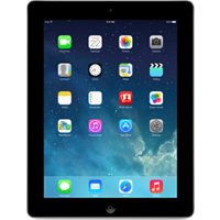 Apple The New iPad 64GB Wi-Fi + 4G Black