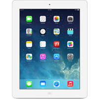 Apple The New iPad 64GB Wi-Fi + 4G White
