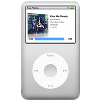Apple iPod classic 160GB White