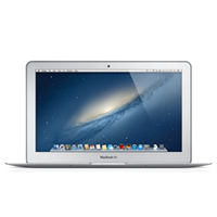 "Apple MacBook Air 11"" Mid 2013 MD711 i5 1,3Ghz/4GB/128GB"