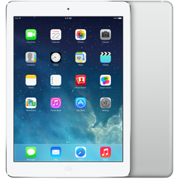Apple iPad Air 16GB Wi-Fi + Cellular White