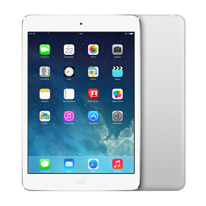 Apple iPad mini Retina Display 128GB Wi-Fi + Cellular Silver