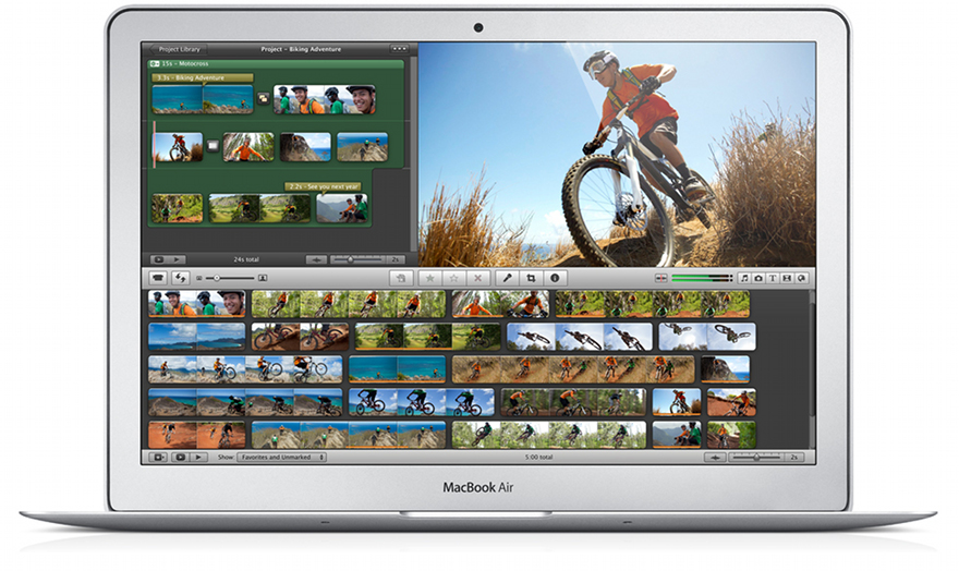 Купить MacBook Air mid 2013